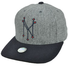 MLB NY New York Yankees American Needle Cooperstown Wool Fitted Hat Cap