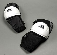 Adidas 111 Senior Lacrosse Arm Guards Black/White LAX (NEW) Lists for: $59.99