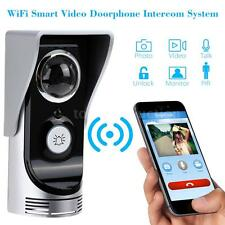 WiFi Smart Video Doorphone 0.3MP Wireless Video Doorbell AP Intercom System H1U6