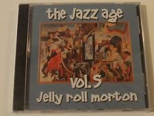 New CD ~ THE JAZZ AGE Vol 5: JELLY ROLL MORTON 2002 Grammercy Label ~ SEALED