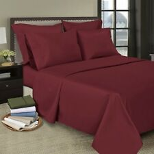 Bed Sheets Luxor 800 Thread Count 6-Pc Bed Sheet Set w/Bonus Pillowcases