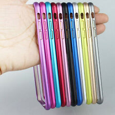 "Colorful Metal Bumper Frame Thin Case Cover For iPhone 6/6s 4.7"" 6/6s Plus 5.5"""