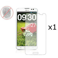 Lot Anti-Glare/HD Clear Front Screen Protector Film Guard Shield for LG Phones