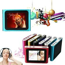 """NEW 6TH GENERATION MP3 MP4 MUSIC MEDIA PLAYER FM Games Movie 1.8"""" LCD SCREEN"""