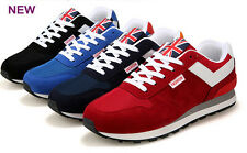 New Fashion England Men's Breathable Sneakers Sport Casual shoes Boat Shoes