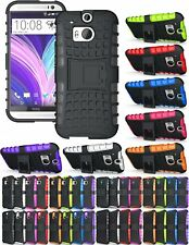 NEW GRENADE GRIP RUGGED TPU SKIN HARD CASE COVER STAND FOR HTC CELL PHONES