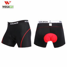 Breathable Cycling Inner Shorts Padded Gel Underwear Mountain Bike Bicycle Tight