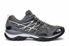 The North Face Mens HedgeHog Fastpack GTX Hiking Shoes Taupe Green/Grey CDF8JX1