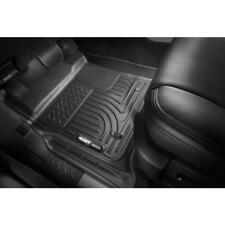 Husky Liner 18751 Black Front Floor Liners for 2010-2013 Transit