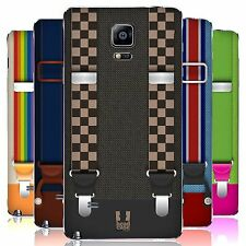 HEAD CASE DESIGNS SUSPENDERS SET 2 BATTERY COVER FOR SAMSUNG PHONES 1