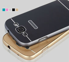 Aluminum Metal Bumper + Hard Back PC Case For Samsung Galaxy S3 i9300 Cover