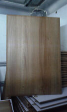 Chamfered Walnut Kitchen Cupboard Doors fit Howdens B&Q Wickes Magnet MFI etc
