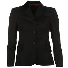 Caldene Womens Waterton Show Jacket Competition Wear Horse Rider Clothing Ladies