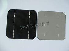 "5"" 5x5 Solar Cells for DIY 100W 200W 250W 500W Mono Solar Panel RV Boat"