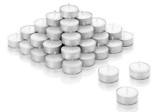 Tea Light Unscented Small Winchester Candles Tealights 2.5hrs - All Quantities