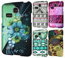 For LG Sunrise L15G Rubberized HARD Protector Case Snap On Phone Cover Accessory
