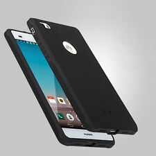 Protective Soft Silicone Bumper Back Skin Case Cover For HUAWEI Ascend P8 lite