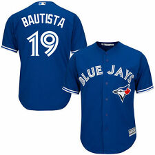 Men's Majestic Jose Bautista Royal Toronto Blue Jays Cool Base Player Jersey