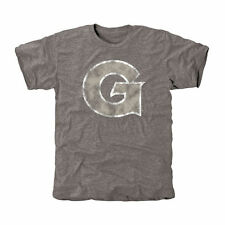 Men's Gray Georgetown Hoyas Classic Primary Tri-Blend T-Shirt - College