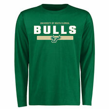 South Florida Bulls Team Strong Long Sleeve T-Shirt - Green - College