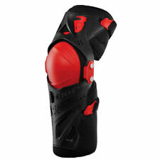 Thor Force XP 2015 Knee Protectors Motocross Enduro Quad MX NEW Quad RED FM