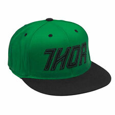 THOR CAP 2016 HAT QUALIFIER 210 FITTED - green