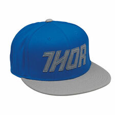 THOR CAP 2016 HAT QUALIFIER 210 FITTED - blue