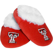 Texas Tech Red Raiders Infant Bootie Slippers - Scarlet - College