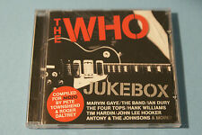 Mojo THE WHO JUKEBOX: The Band,Ian Dury,Marvin Gaye,Stanley Brothers,Etta James+