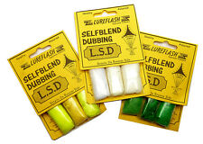 SELFBLEND DUBBING for Fly Tying Trout Flies Dry Emergers Nymphs Fly Fishing LSD
