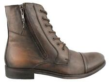 NEW Kenneth Cole REACTION Men's Hit Men YOU ARE THE MAN Lace-Up Leather Boot