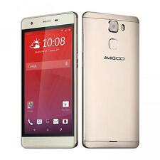 "AMIGOO H9 MTK6580 1.3GHZ QUAD CORE 5"" IPS FWVGA SCREEN ANDROID 5.1 3G SMARTPHONE"