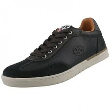 New DOCKERS Mens Shoes Trainers Low Shoes Lace Up Leisure Shoes Leather