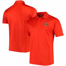 Oklahoma State Cowboys Under Armour Solid Performance Polo - Orange - College