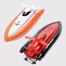 Airship Remote Control Boat Rotation Remote Control Toy Boat Model Boy's Toys