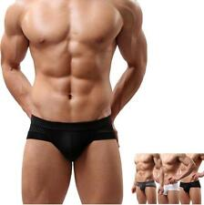 New Men's Sexy Cotton Underwear Breath Shorts men boxers underpants Soft Briefs
