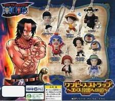 Bandai One Piece Saving Ace Road of Ace Rescue Phone Strap Mascot Figure