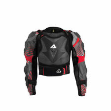 ACERBIS 2015 Motocross Safety Jacket SCUDO 2.0 schwarz Motocross Enduro Cross