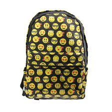 Cute Kids Fangirl Emoji Backpack Funny Satchel Shoulders Bag Schoolbag YC