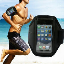 Sport  Exercise Gym Armband Case Holder + Headset Earphone For iPhone 4 5 5s SE