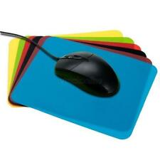 6 Colors Silicone Anti-Slip Mouse Pad Mice Mat Washable For PC Laptop Computer