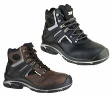 New Mens Pezzol Tornado Hi S3 Waterproof Safety Steel Toe Cap Ankle Work Boots