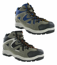 Ascot Hikers Trekking Walking Hiking Casual Mens Lace Up Boots Size 6-12 UK