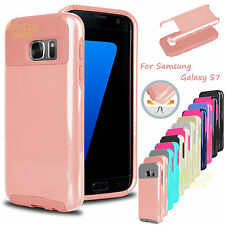 Slim Hybrid Rugged Impact Protective Hard Case Cover Skin For Samsung Galaxy S7