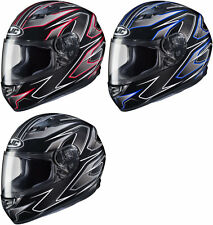 HJC CS-R3 SPIKE GLOSS FULL FACE MOTORCYCLE HELMET