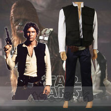 Star Wars Han Solo Cosplay Costume Belt Holster Droid Caller Full set Halloween