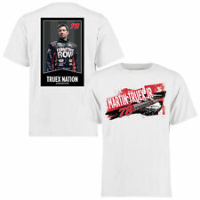 Martin Truex Jr Driver Nations T-Shirt - White - NASCAR