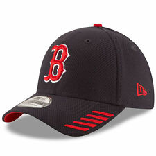 Boston Red Sox New Era Tech Grade 39THIRTY Flex Hat - Navy - MLB