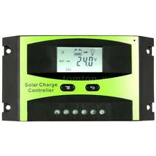 10A/15A/20A/25A LCD Solar Panel Charge Controller Battery Regulator 12V 24V Z4B8