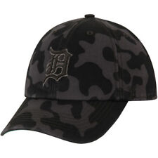 Detroit Tigers '47 Flintlock Franchise Fitted Hat - Charcoal - MLB
